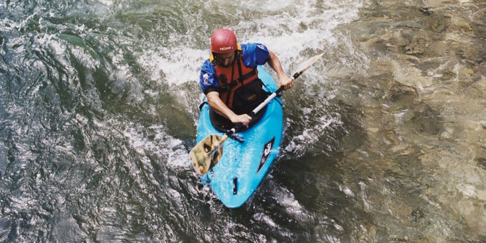 canoa e kayak in Umbria