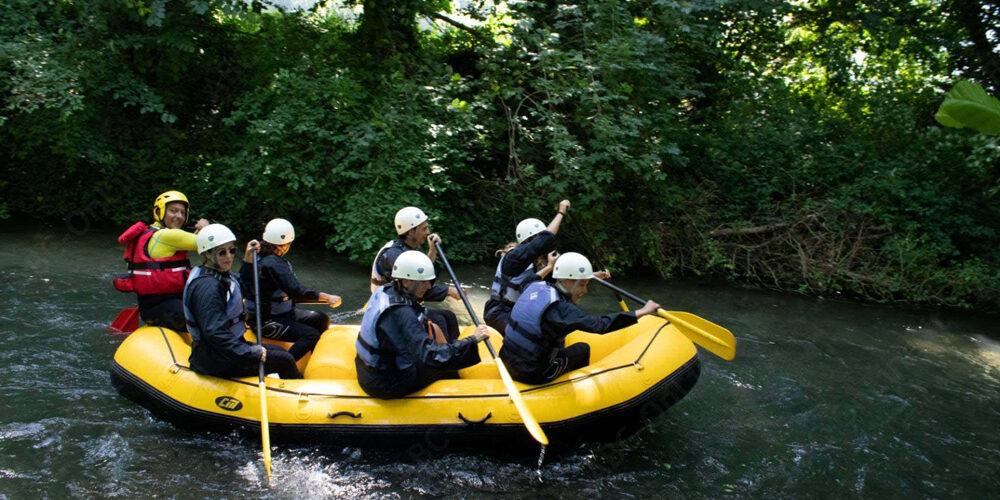 Rafting avventura in Umbria